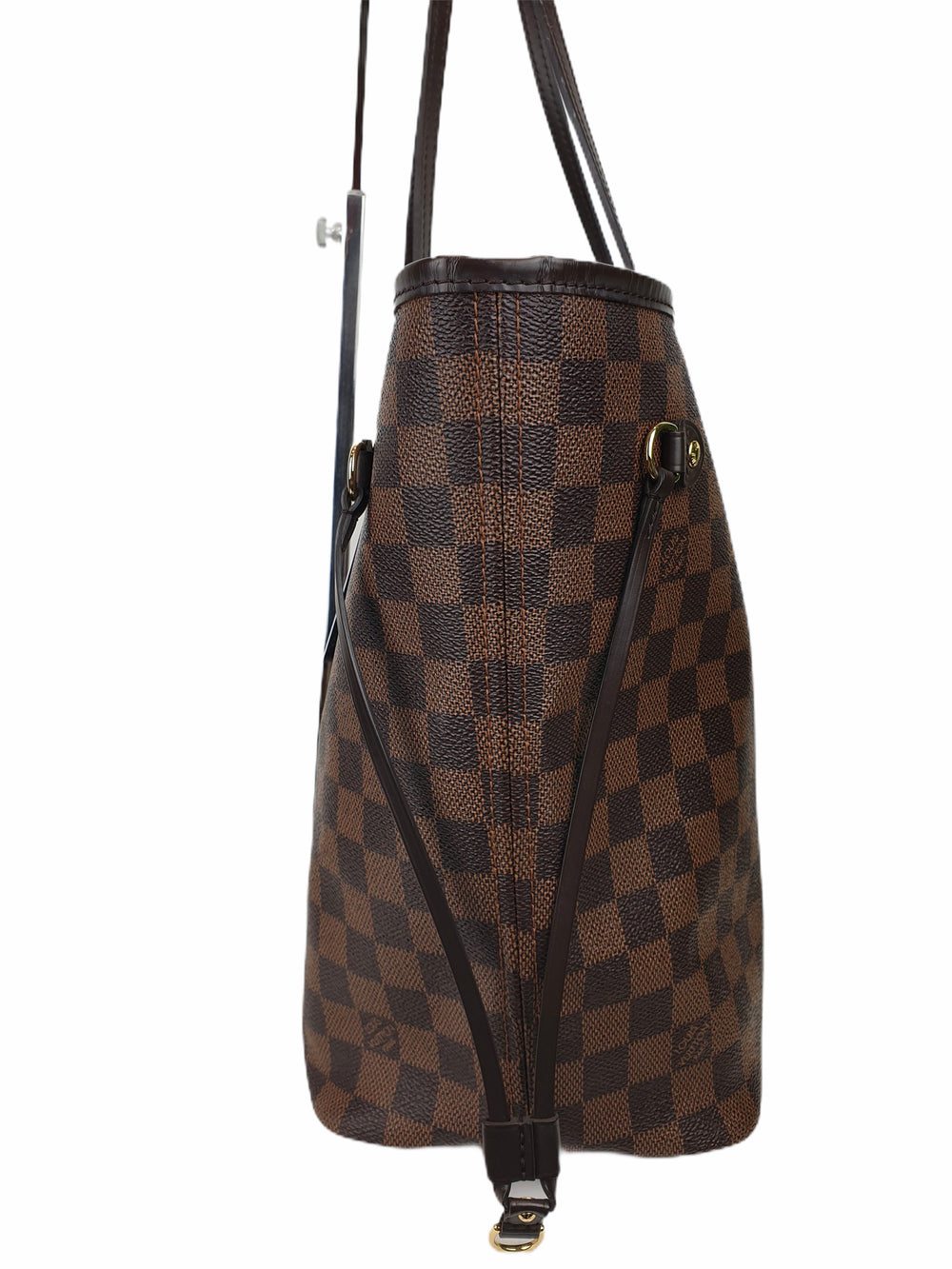 Louis Vuitton Damier MM Neverfull - As seen on Instagram 29/07/20 - Siopaella Designer Exchange