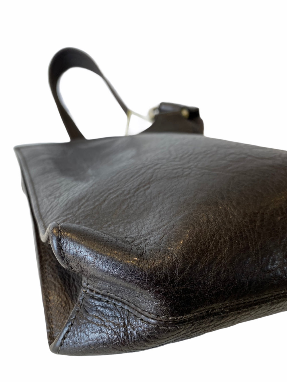 Mulberry Brown Leather