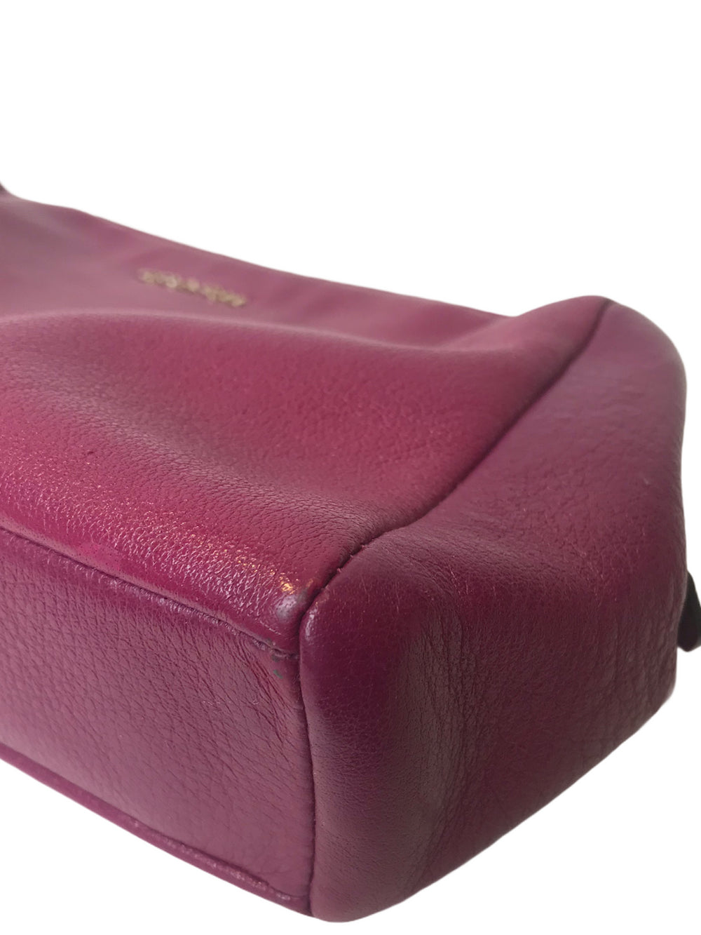 Coach Fushia Makeup Bag - As Seen on Instagram