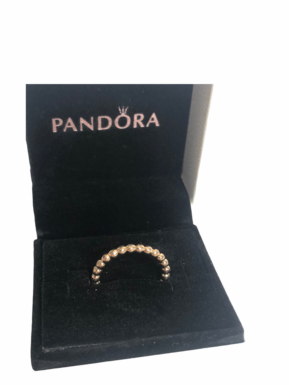 Pandora Goldtone Ring - As Seen on Instagram 18/11/20