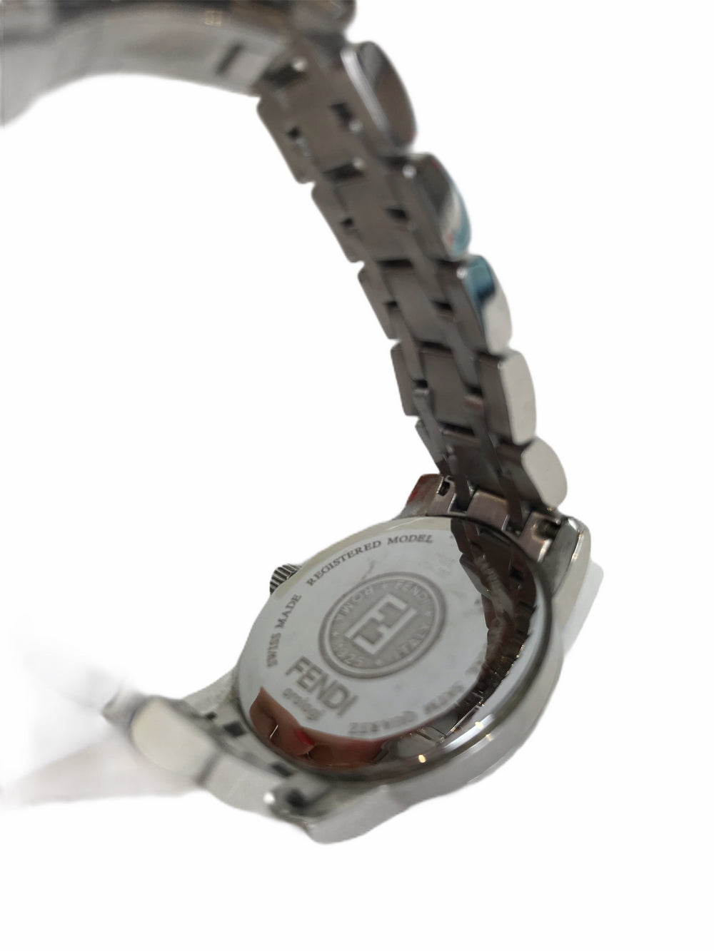 Fendi Stainless Steel Watch