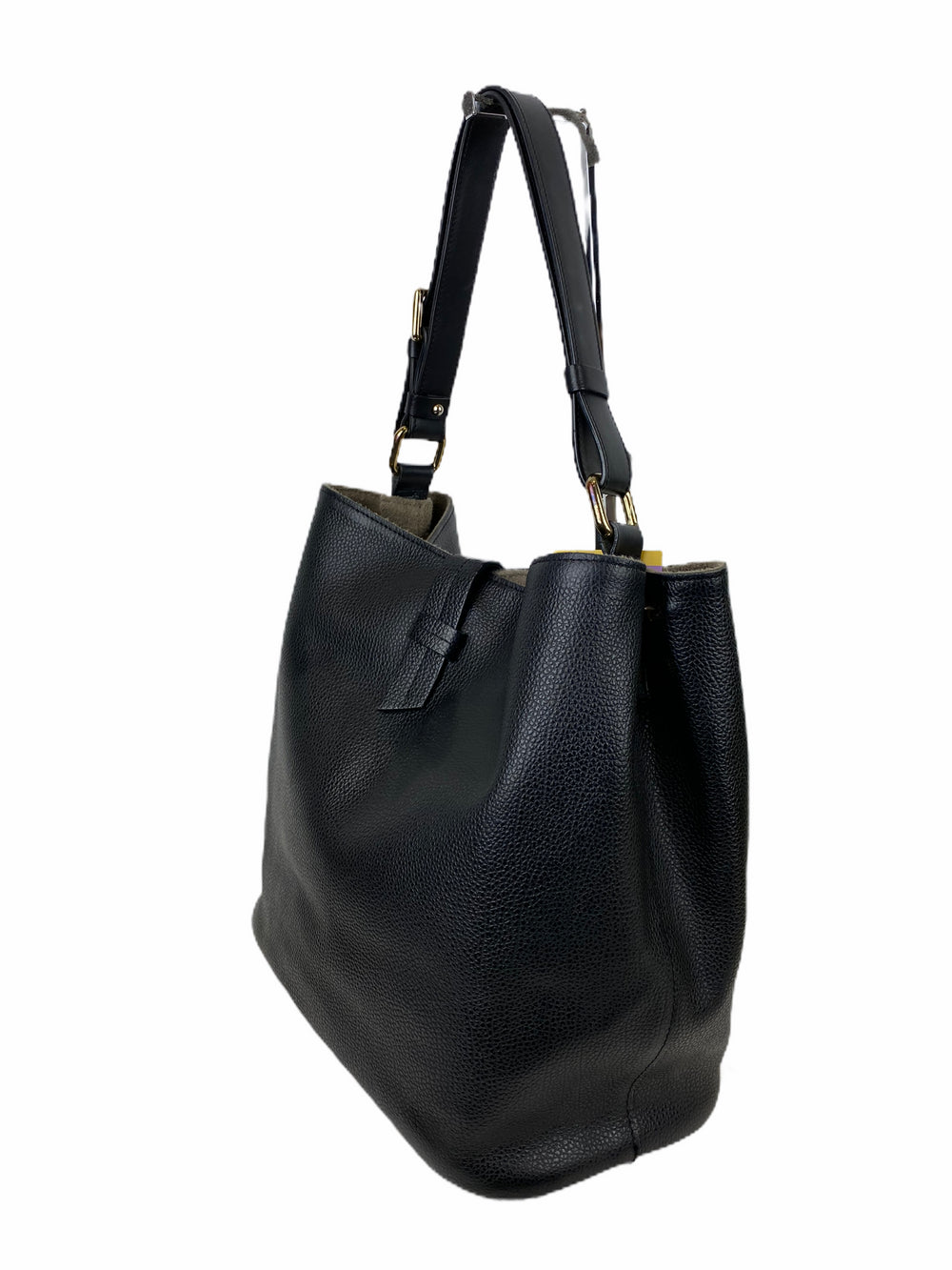 Russell & Bromley Black Leather Hobo - As Seen on Instagram 30/08/2020