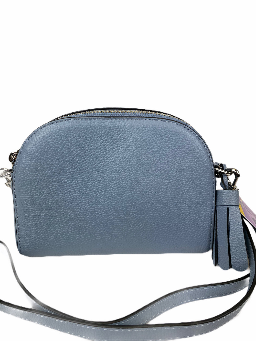Marc Jacobs Baby Blue Leather Crossbody - As Seen on Instagram 30/08/2020