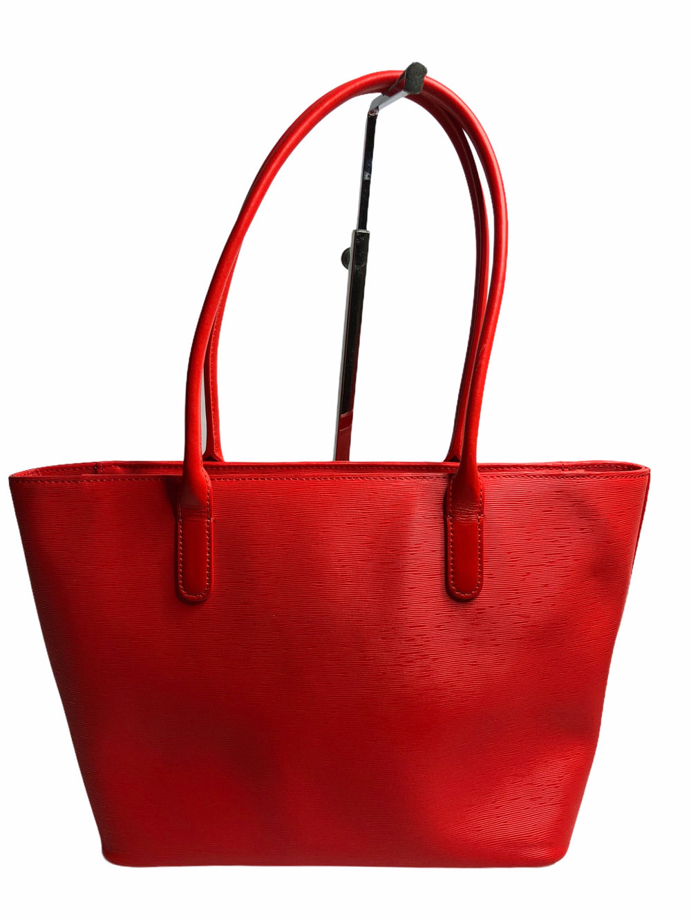 Ted Baker Red Leather Tote - As Seen on Instagram