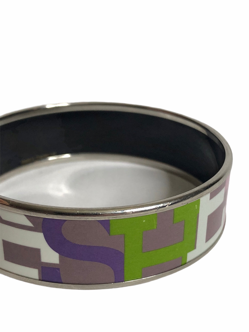 Hermes Enamel Printed Bangle - As Seen on Instagram 19/11/20