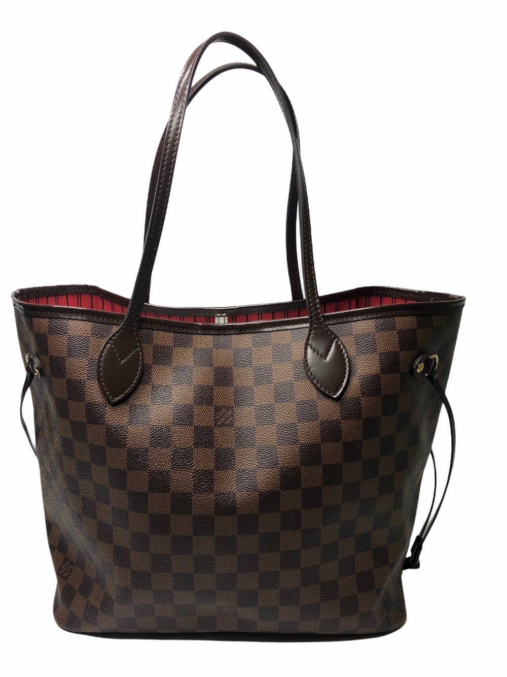 Louis Vuitton Damier Ebene Neverfull MM - As Seen on Instagram 11/11/2020