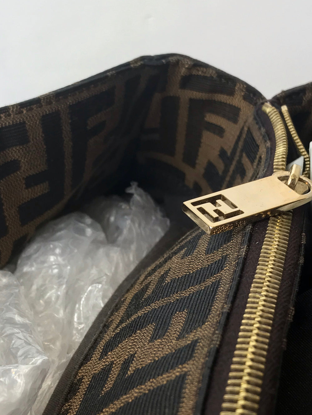 Fendi Monogram Large Tote Bag