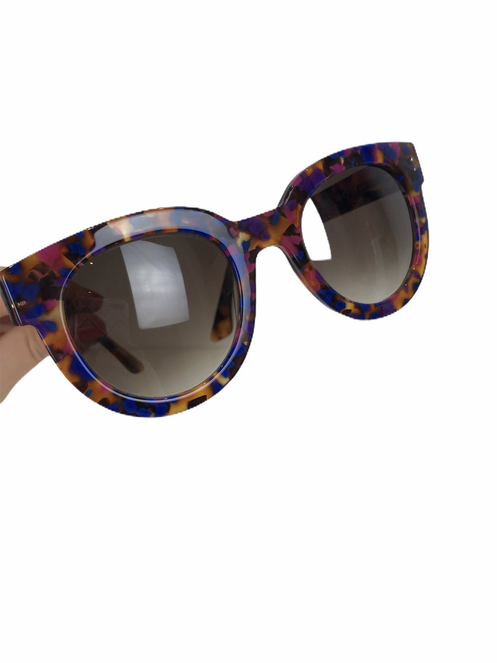 Thierry Lasry Speckled Sunglasses