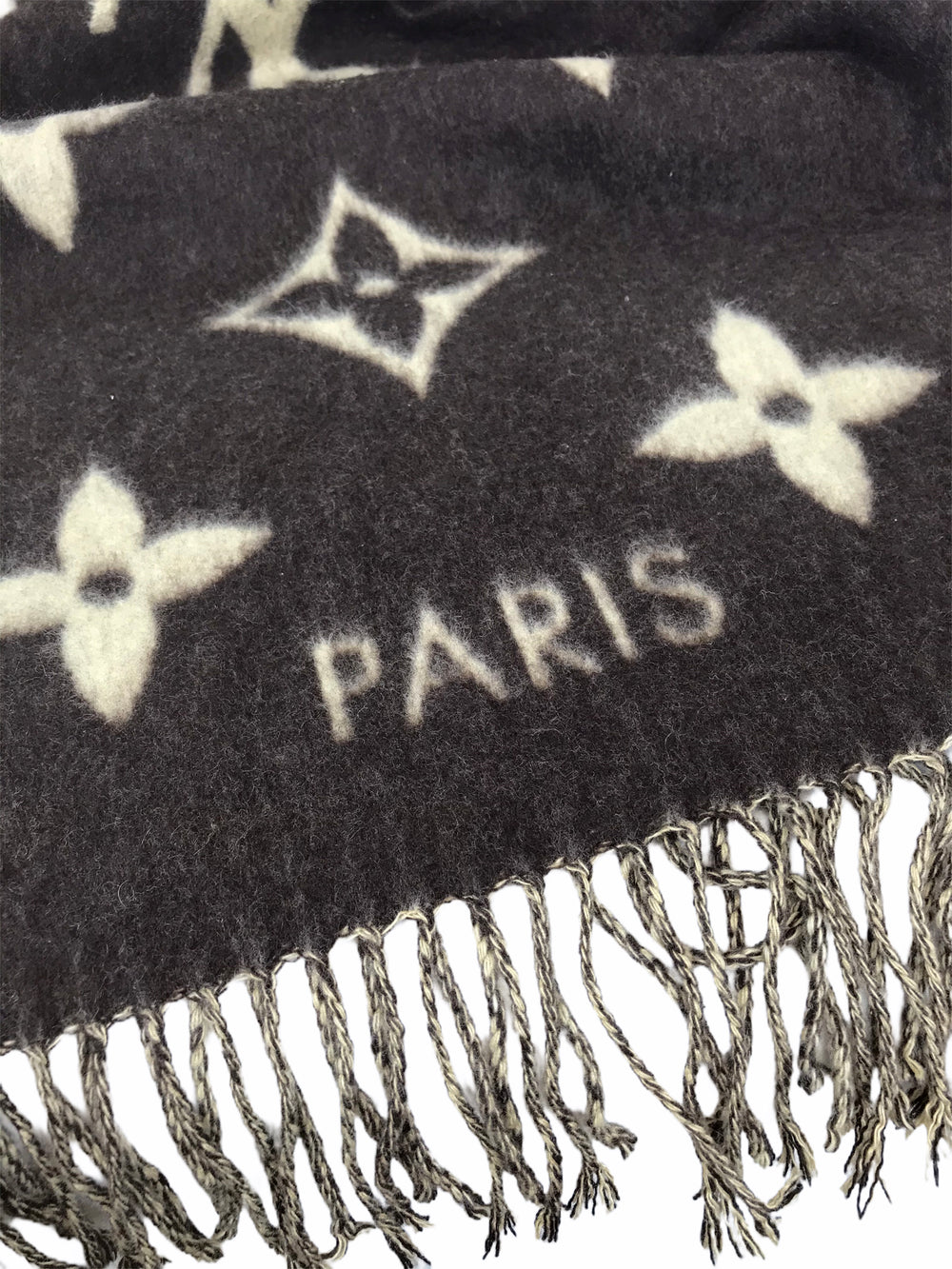 Louis Vuitton Cashmere Scarf - As Seen on Instagram 19/08/2020