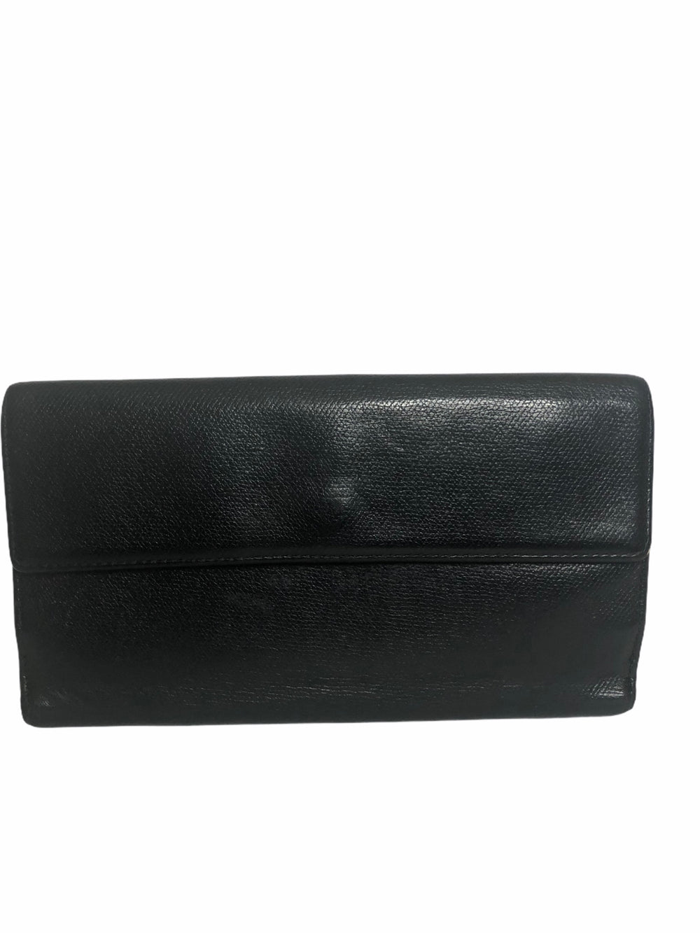 Chanel Black Calfskin Leather Wallet - As Seen on Instagram 29/11/20