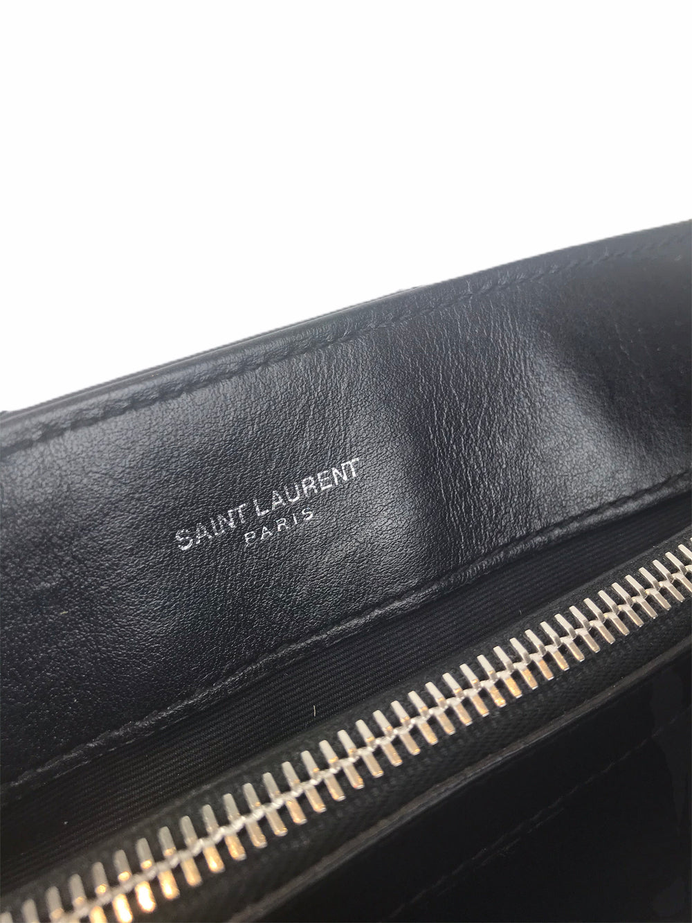 Saint Laurent Black Leather LouLou Shoulder Bag - As Seen on Instagram 23/08/2020