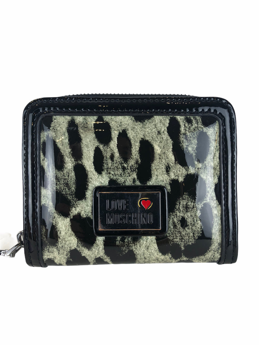 Moschino Leopard Print Wallet - As Seen on Instagram 18/10/2020