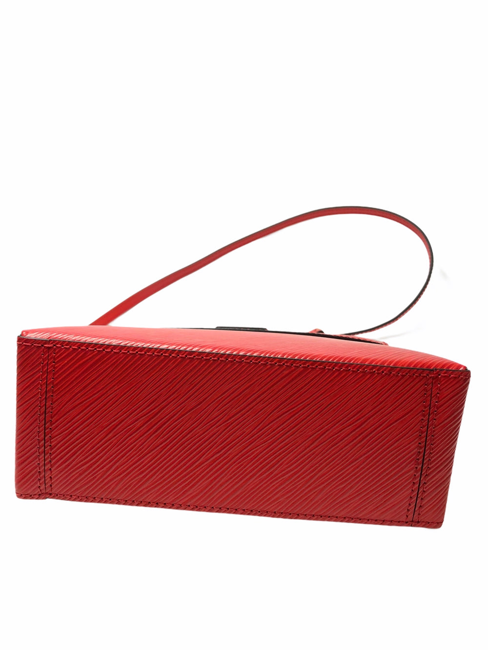 Louis Vuitton Red Epi Leather