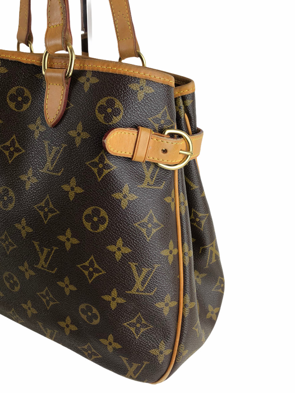 Louis Vuitton Monogram Canvas Batignolles PM Tote - As Seen on Instagram 27/09/2020