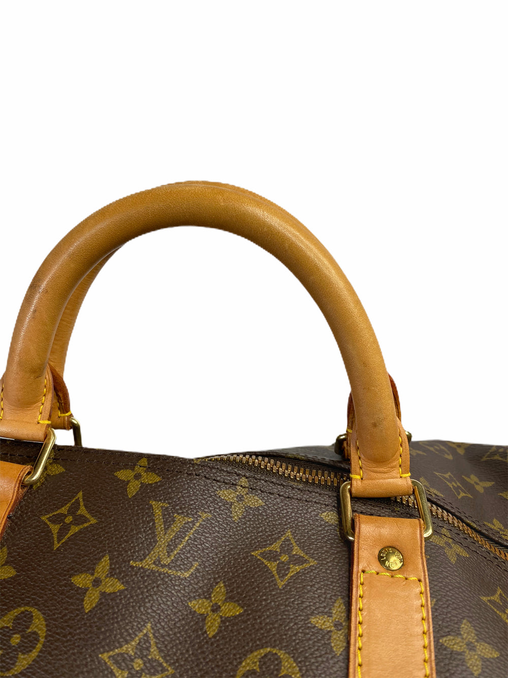 Louis Vuitton Monogram Keepall 60 - As Seen on Instagram 09/08/2020