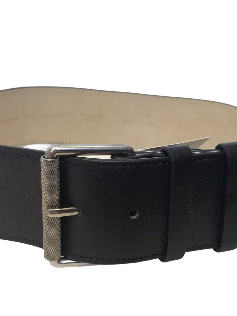 Marc by Marc Jacobs Black Belt - Size XS - As Seen on Instagram