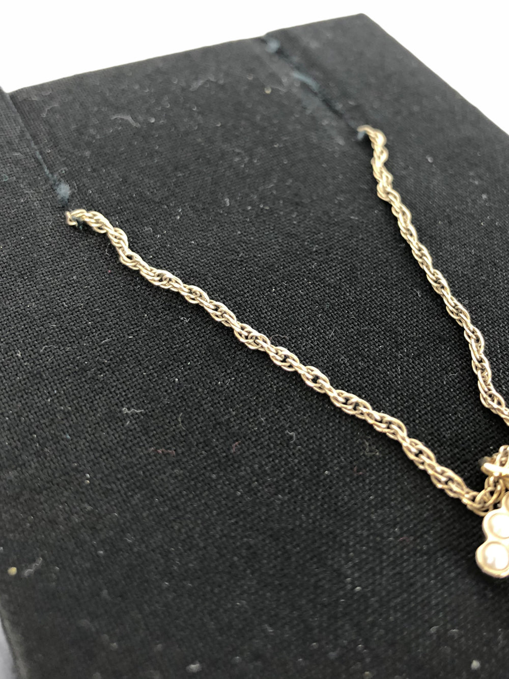 Chanel Gold Tone Necklace - As Seen on Instagram 14/10/2020