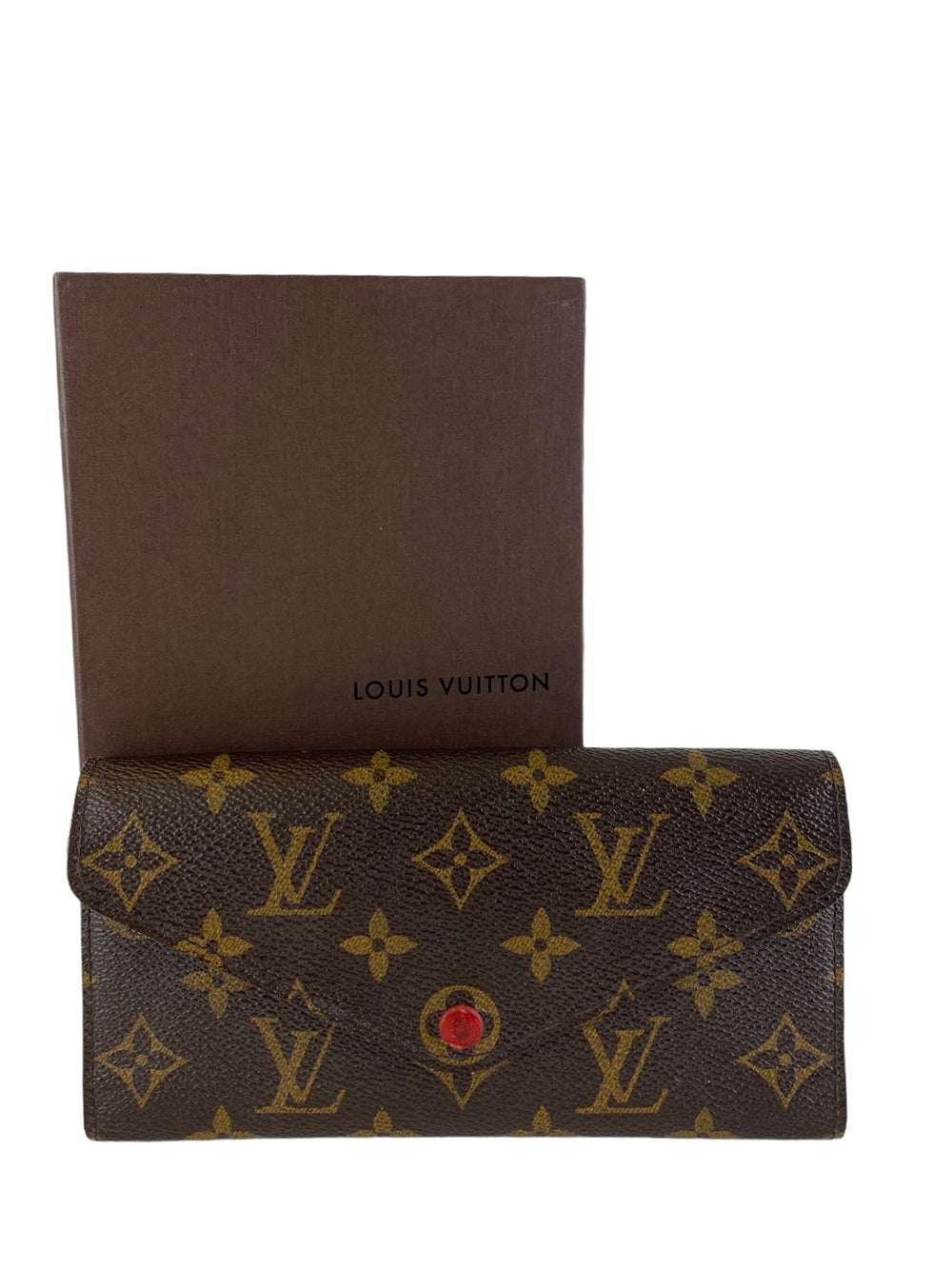 Louis Vuitton Monogram Wallet - As Seen on Instagram 14/10/2020