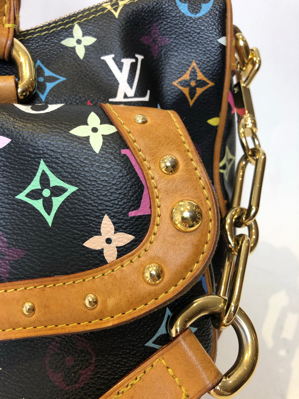 Louis Vuitton MultiColor Monogram Canvas