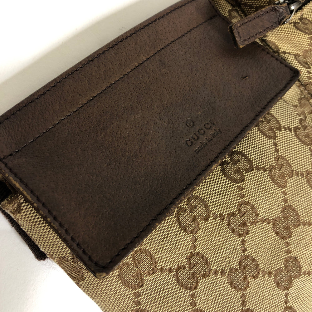 Gucci vintage Bum bag