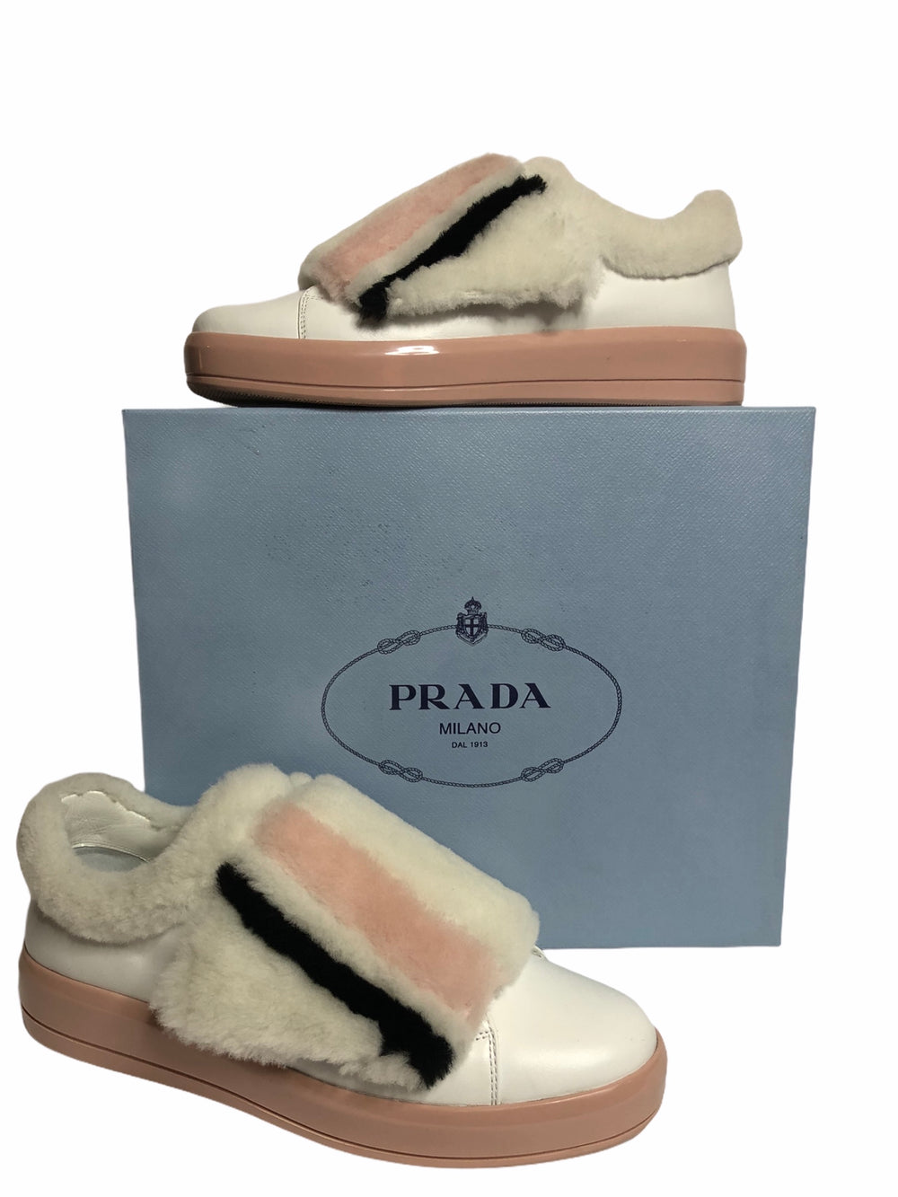 Prada Sneakers - EU 39 / UK 6- As Seen on Instagram