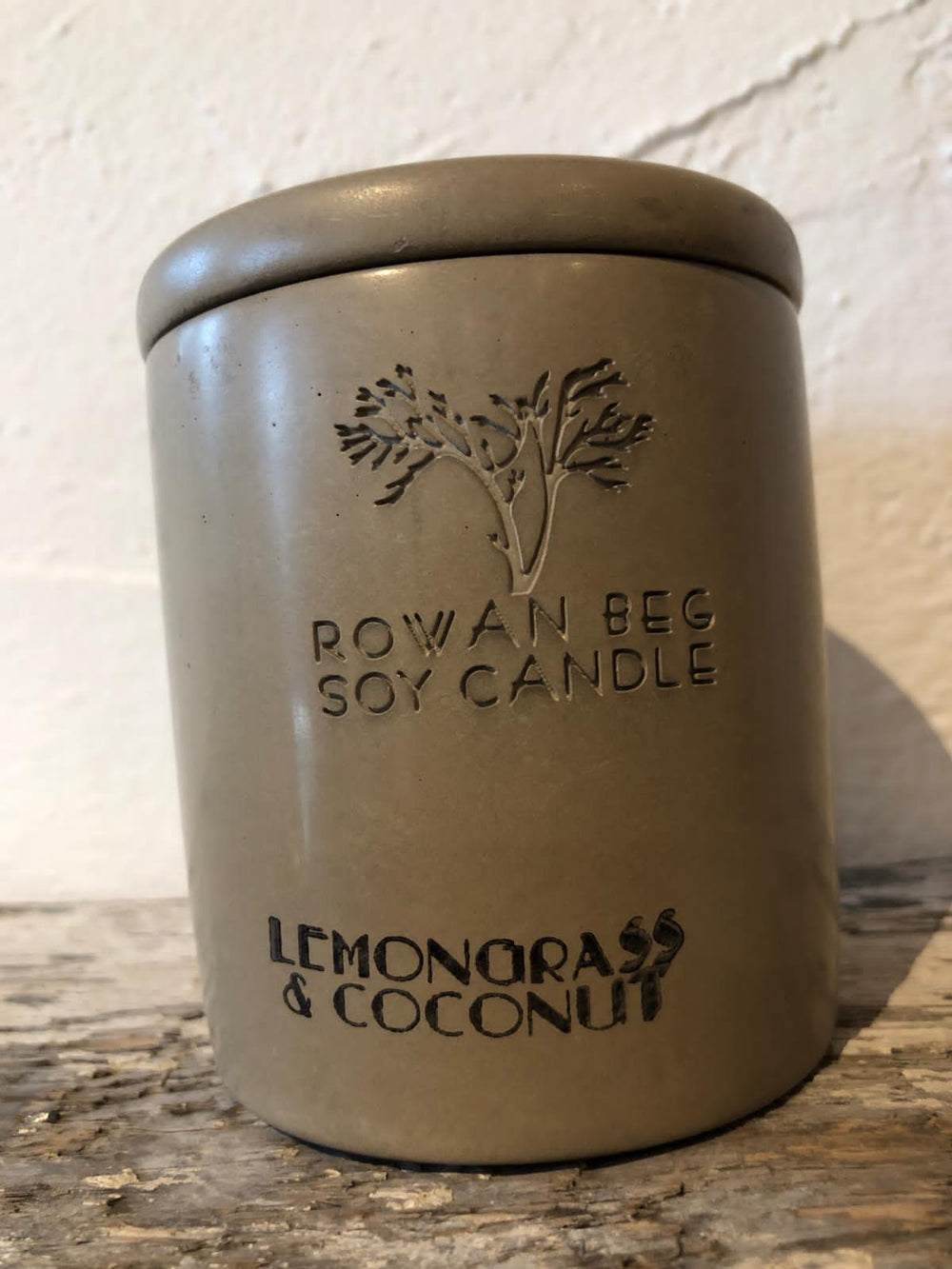 Rowan Beg Soy Wax Candles