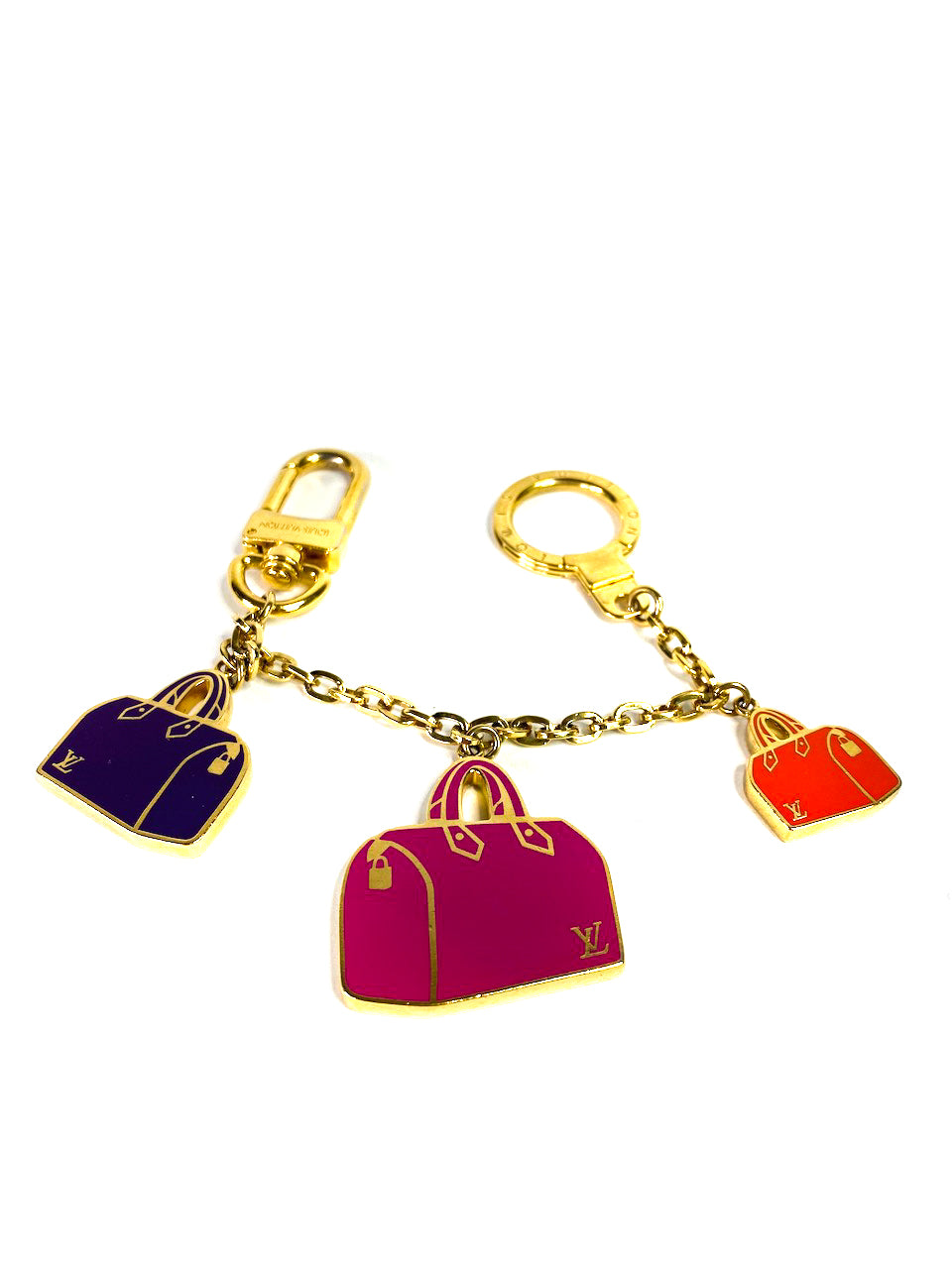 Louis Vuitton Multi Bag Charm - As Seen on Instagram - Siopaella Designer Exchange