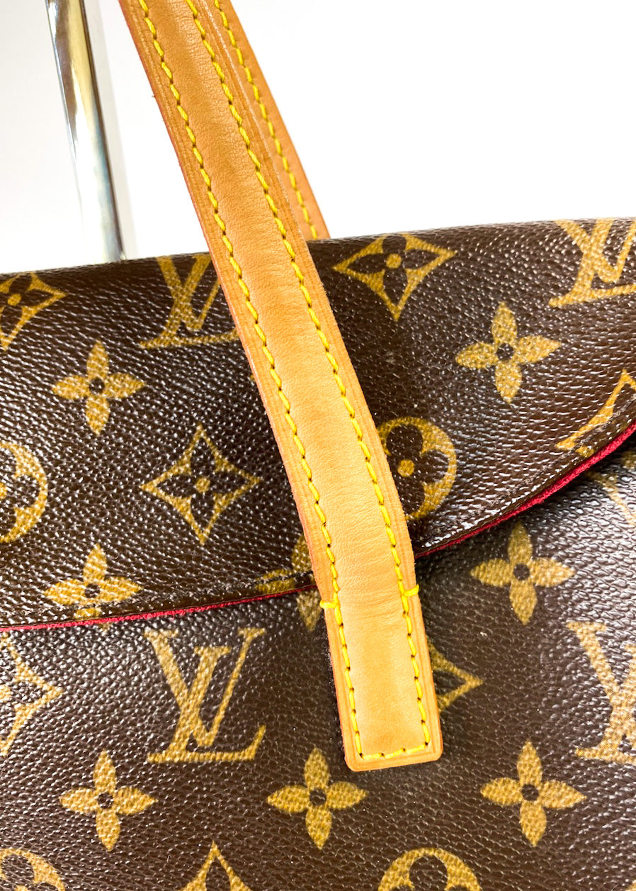 Louis Vuitton Monogram Mini Tote - Siopaella Designer Exchange