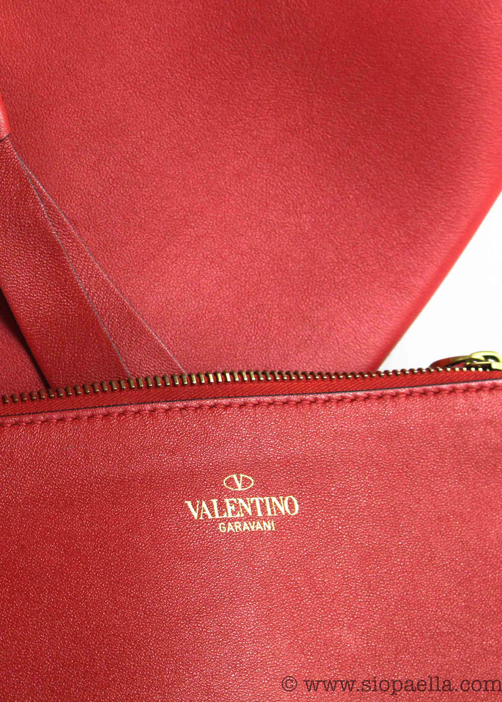 Valentino V Ring Large Tote - Siopaella Designer Exchange
