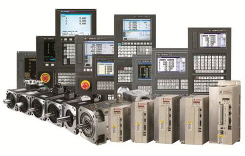 GSK CNC, controllers, CNC Knee mill, Fada CNC, Robotics, automation, Servo, Drives