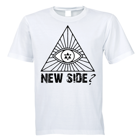 The New Triangular Way of the New Side T-Shirt