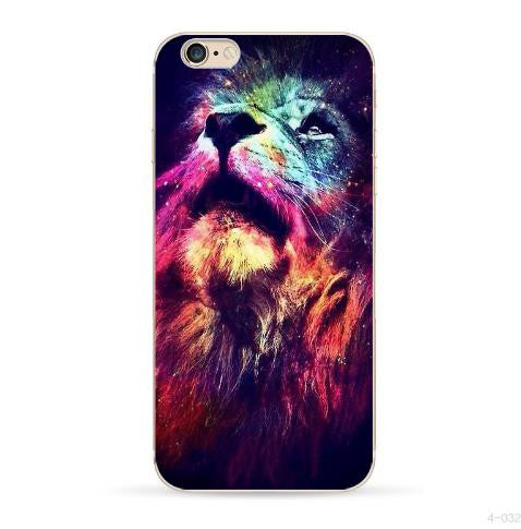 Vibrant lion Phone Cover