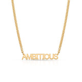 Ambitious Style Custom Necklace