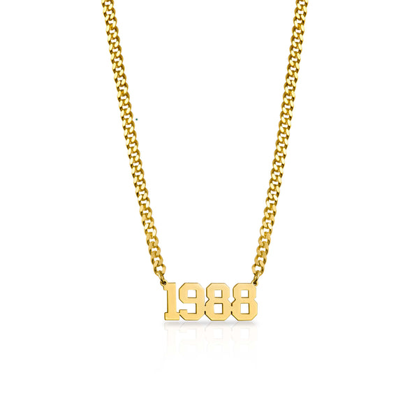 It's My Year Necklace