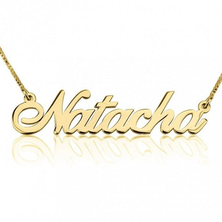 SPECIAL DATE VERTICAL NECKLACE
