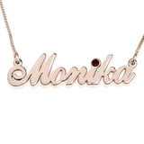 24K GOLD PLATED MONIKA NECKLACE
