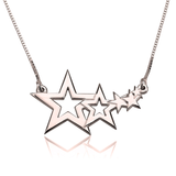 WISHING ON A STAR NECKLACE