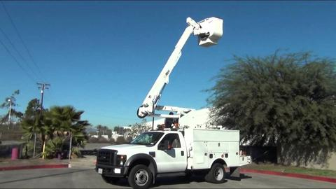 Commercial exterior lighting maintenance sign maintenance denver lighting maintenance van mozeypictures Choice Image