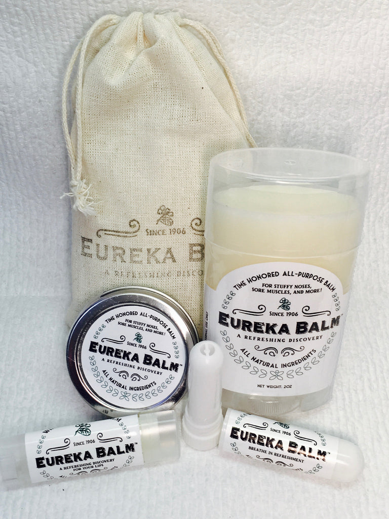 Eureka Balm Wellness Sets