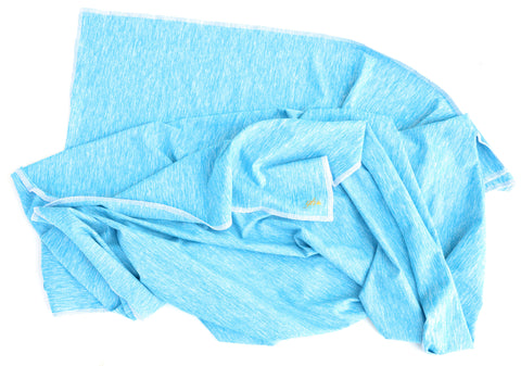 Popsicle Blue Baby Swaddle