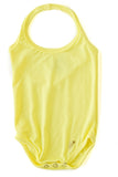Lemon Yellow Halter