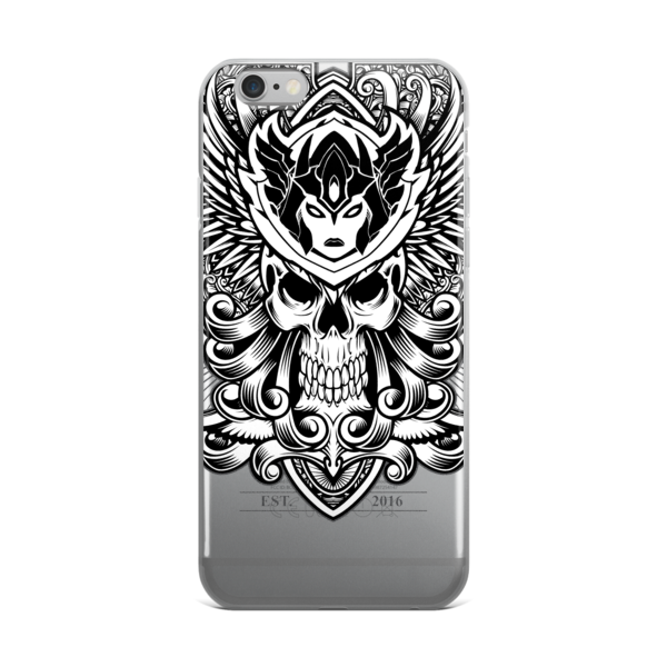 "Divinian ""Dark Guardian"" iPhone case"