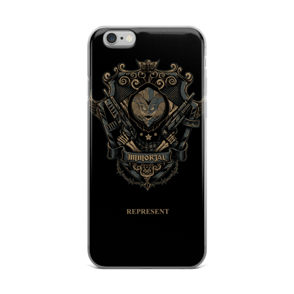 "Netherian ""Represent"" iPhone case"