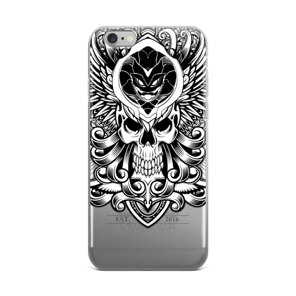 "Netherian ""Dark Guardian"" iPhone case"