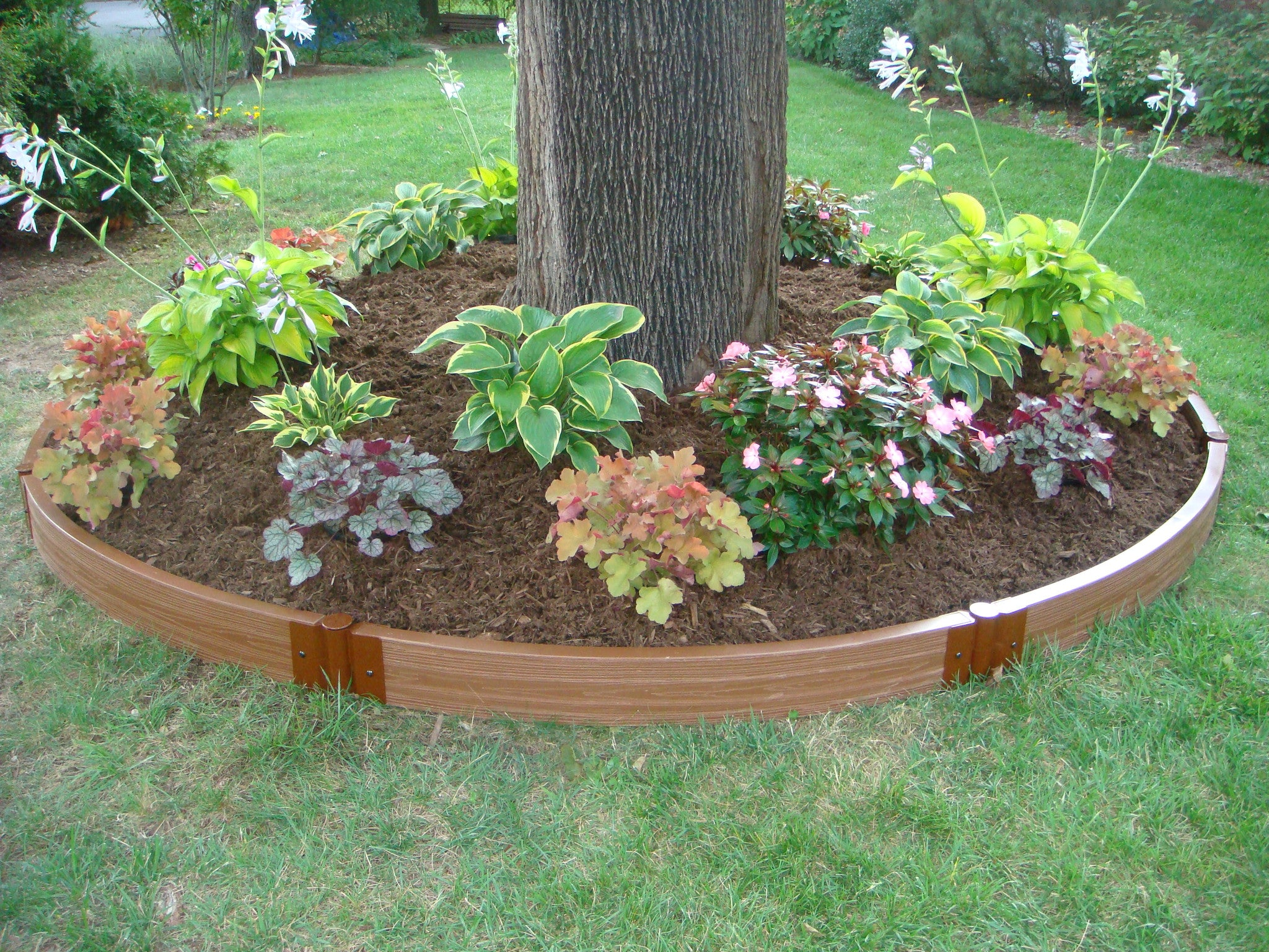 Frame It All e Inch Series Landscaping Borders – Effective