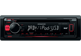 KENWOOD KDC DAB 400U CD-Receiver with DAB+ tuner Built-in - SAFE'N'SOUND