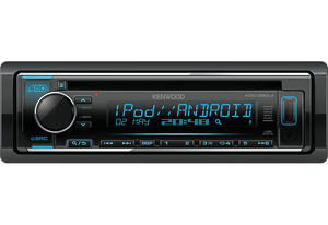 KENWOOD KDC 220UI CD-Receiver with Front USB & AUX Input - SAFE'N'SOUND