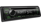 KENWOOD KDC 130UG CD-Receiver with Front USB & AUX Input - SAFE'N'SOUND