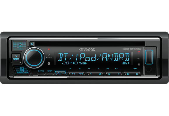 KENWOOD KDC BT530U - SAFE'N'SOUND