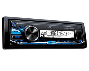 JVC KD X33MBT Marine Mechless Bluetooth stereo - SAFE'N'SOUND